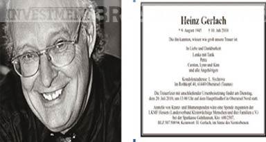 """Heinz Gerlachs """"Erben"""" – GoMoPa, Medard Fuchsgruber und mutmasslich Rainer von Holst & Thomas Bremer – Cui bono?"""