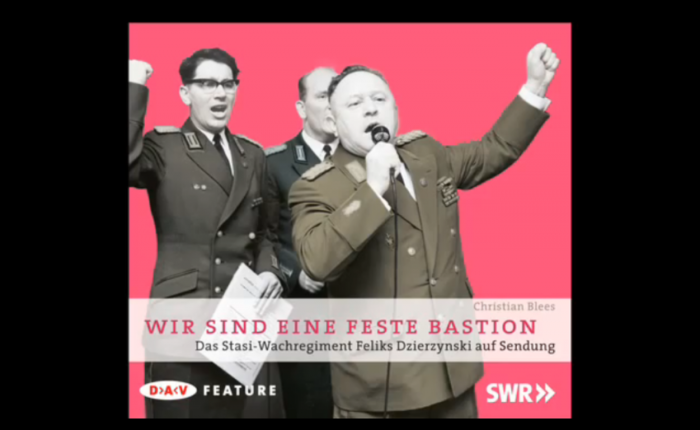 THE RETURN OF EAST GERMANY & STASI – GoMoPa & von Holst-Video