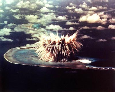 SECRET: 60th  – Anniversary of Castle BRAVO Nuclear Test, the Worst Nuclear Test in U.S. History