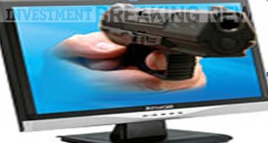 Pistole Bildschirm