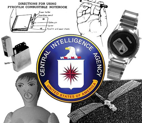 TOP SECRET – The Expanding Spectrum of Espionage by Americans, 1947–2015
