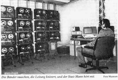 STASI-GoMoPa praesentiert – Das Leben in derDDR