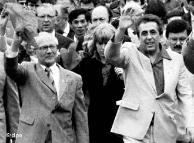 Schockierendes Video – Egon Krenz halbnackt beim FKK in der DDR!
