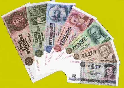Korrupter STASI-Capo Schalck legt Geldscheine für immer aus derHand