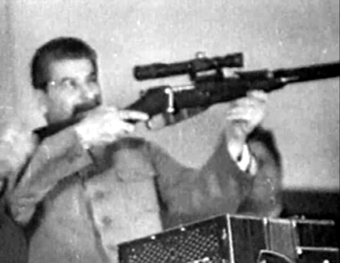 Exposed on Film – The Secret Double Life of Josef Stalin