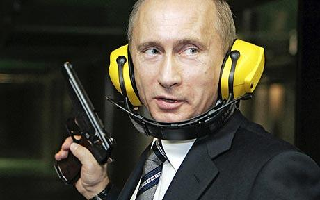 Top Secret – Mossad: Putin prepares his military for World War III