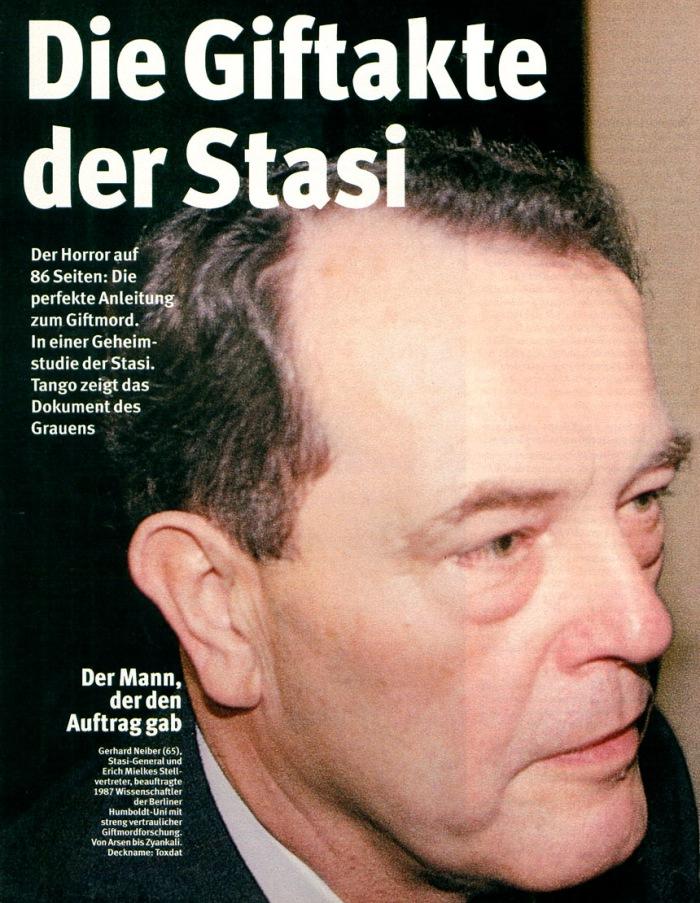 Gewalt und Mord – Die STASI-Doku