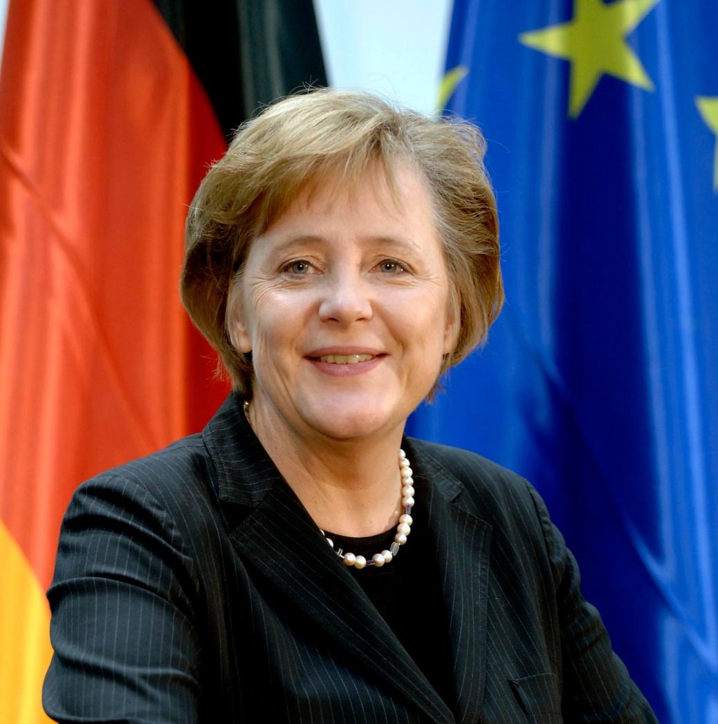 Bundeskanzlerin Angela Merkel