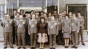 Stasi high ranks
