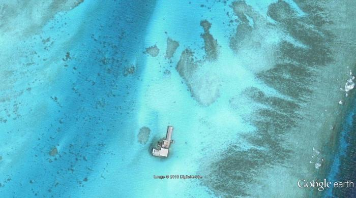 Exposed – The Chinese-Philippine Spratly Island Eyeball