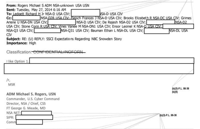 Cryptome unveils SnowdenDocuments