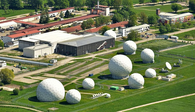 Unveiled – NSA Bad Abling Station Eyeball
